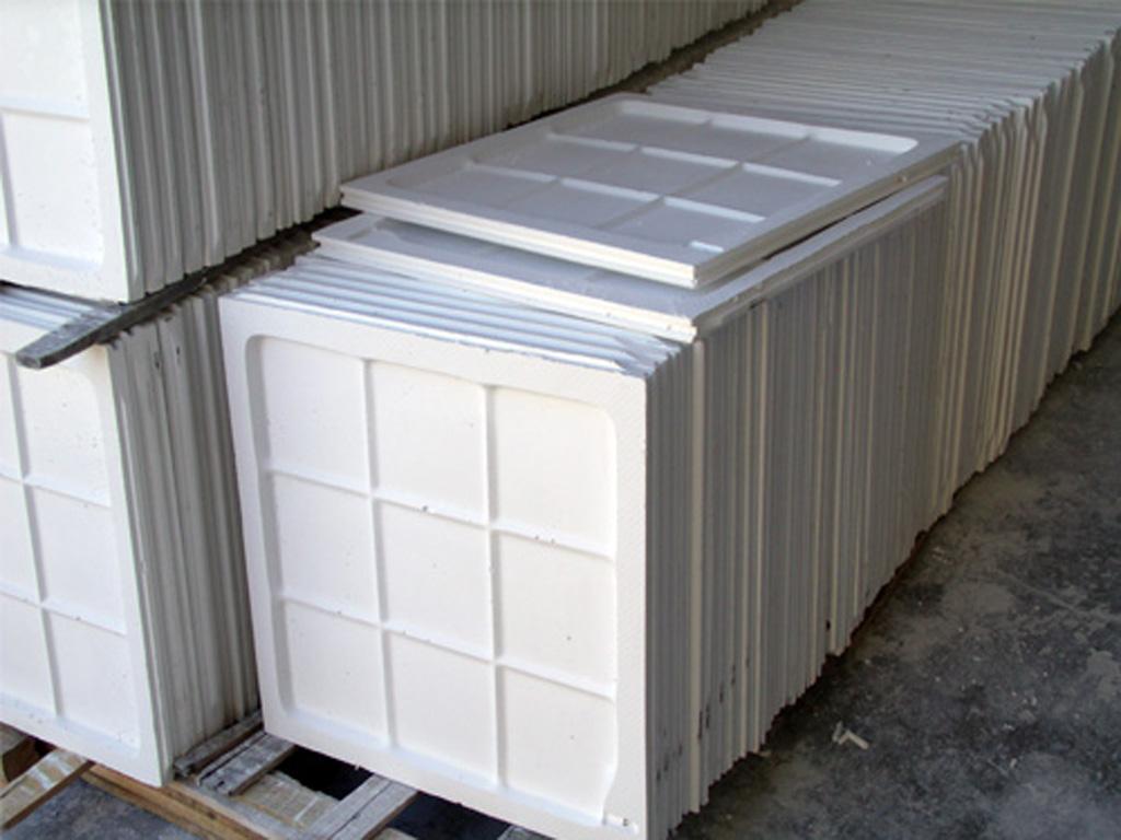 Produtos jr gesso sp gesso 40kg placa 60x60 chapa st for Placas de escayola 60x60 precio